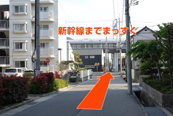 甲東園駅からのアクセス