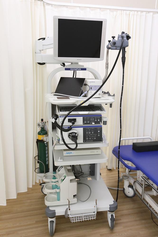 内視鏡システム (胃カメラ・大腸カメラ)オリンパスEVIS LUCERA ELITE