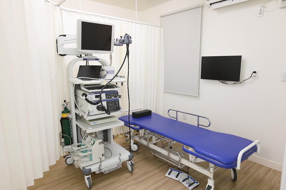 診断を支えるハイビジョン画像の内視鏡システム