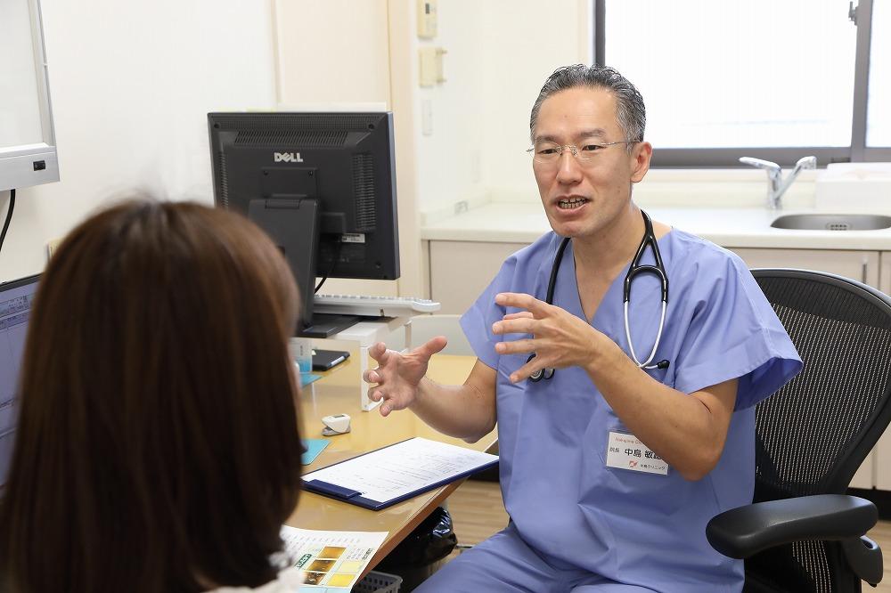 クローン病の検査と診断