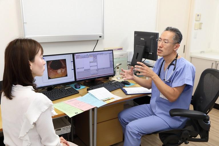 大腸ポリープが大腸がんに移行する確率とその予防