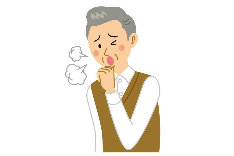 咳がどれぐらい続くかで原因をつきとめる