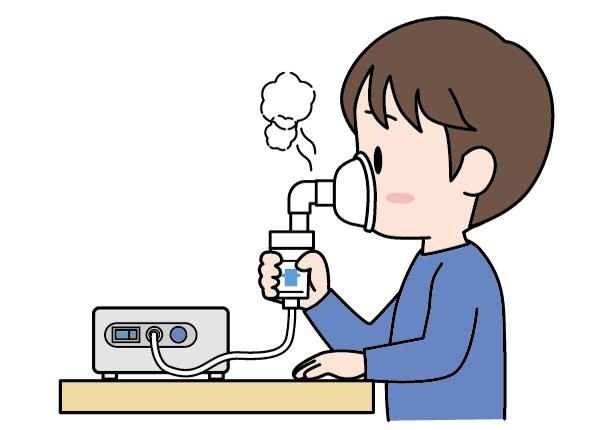 咳喘息の治療