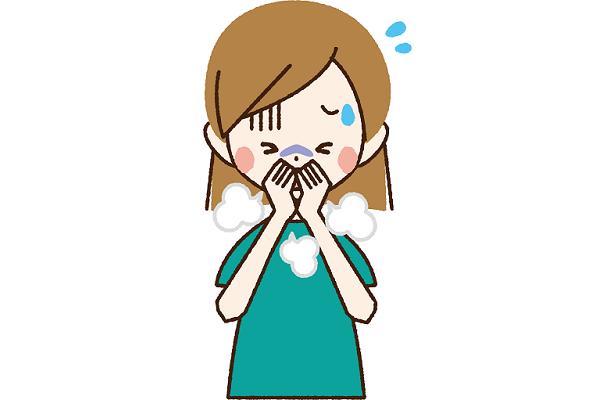 咳喘息とは
