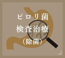ピロリ菌検査治療(除菌)